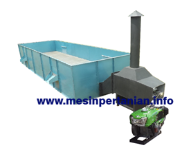 Mesin Pengering ( Box Dryer )