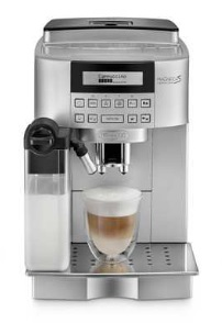 Mesin Coffee Maker - Mesin Pembuat Kopi - Delonghi KMU ECAM22.360 S