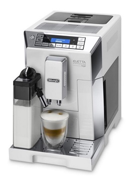 Mesin Coffee Maker - Mesin Pembuat Kopi - Delonghi KMU ECAM45.760.W