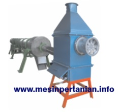 Mesin pengering ( Rotary Dryer )