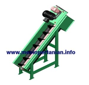 Mesin Conveyor - SCREW CONVEYOR