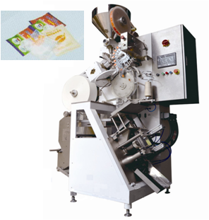 Tea Bag Packing Machine - Mesin Packing Teh KMU 03